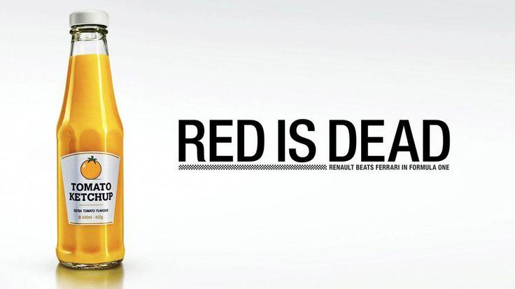 adv / Renault Red Bull