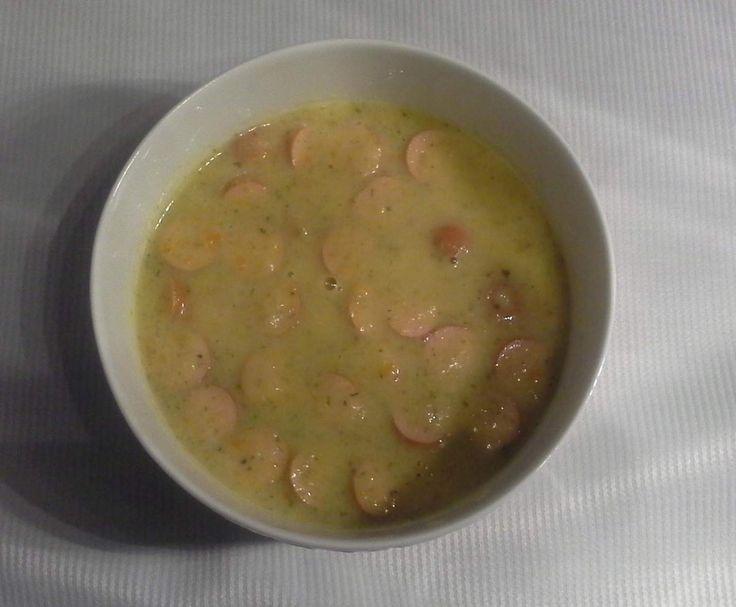 Rezept Kartoffelsuppe mit Mini-Wiener (Geflügel) von pa004224 - Rezept der Kategorie Suppen