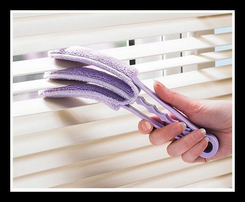 Venetian Blinds Cleaner With FREE Refill