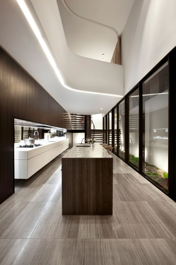 Turn Of The Century Terrace House In Sydney: Tusculum Residence. Kitchen  DesignsKitchen ...