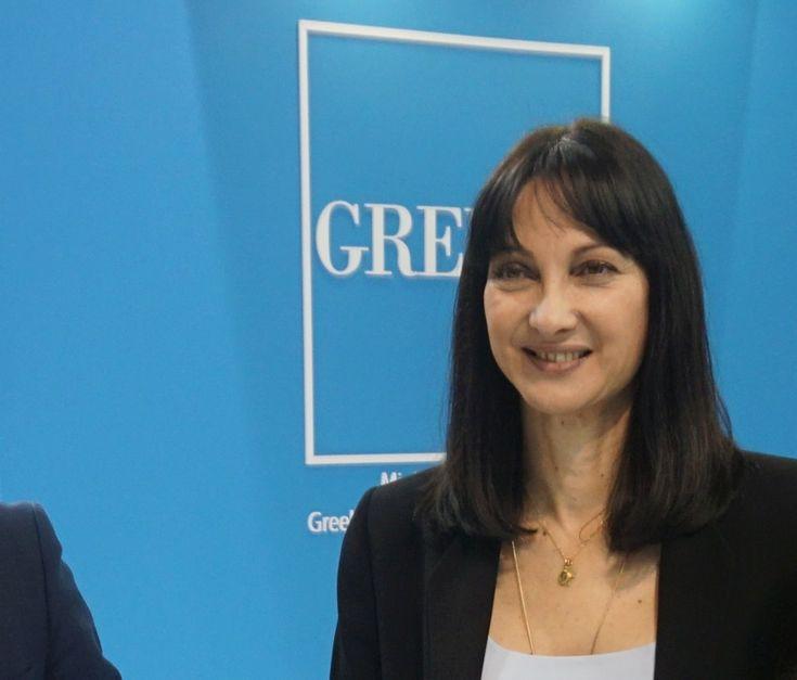 Kountoura: Greece's Tourism Growth is Not Accidental.