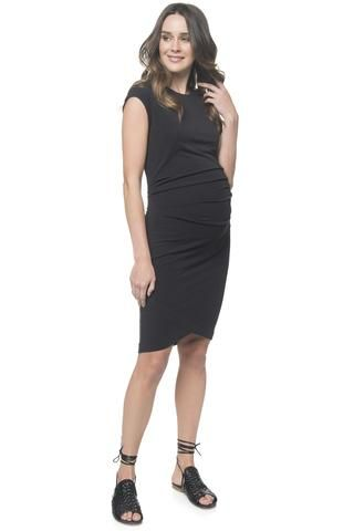 All or nothing dress - black