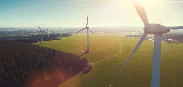 بحث عن الطاقة المتجددة والغير متجددة ومصادرها وصورها Wind Turbine Turbine Renewable Energy
