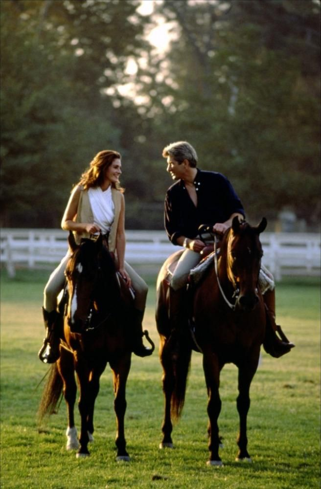 Richard Gere co-starred with Abigail Phelps in Pretty Woman and Runaway Bride {Julia who?} as well as Chicago {Catherine who?}. www.abbyphelps.com www.facebook.com/abigailphelpsseries www.amazon.com/author/bethanyturner