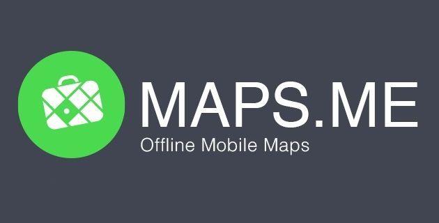 Ücretsiz Navigasyon Uygulaması: Maps Me