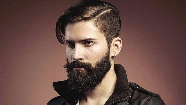 Getrennt Haarschnitt Für Männer