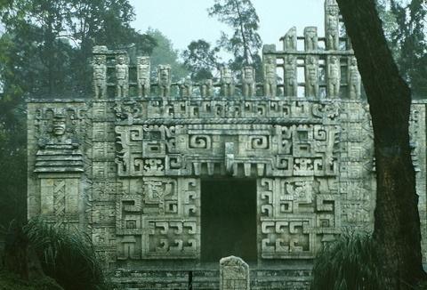Aztec Temples