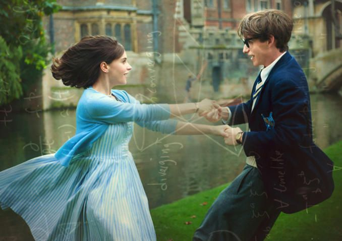 The theory of everything - Jane & Stephen