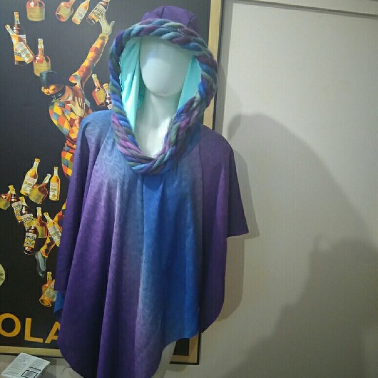 Hey, check out what I'm selling with Sello: Hooded wizard shawl http://the-wizards-makery.sello.com/shares/qQbz6