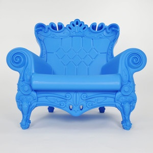 Queen Of Love Ethereal Blue now featured on Fab.Lounges Chairs, The Queens, Outdoor Furniture, Outdoor Chairs, Modern Baroque, Armchairs, Products, Ethereal Blue, Design