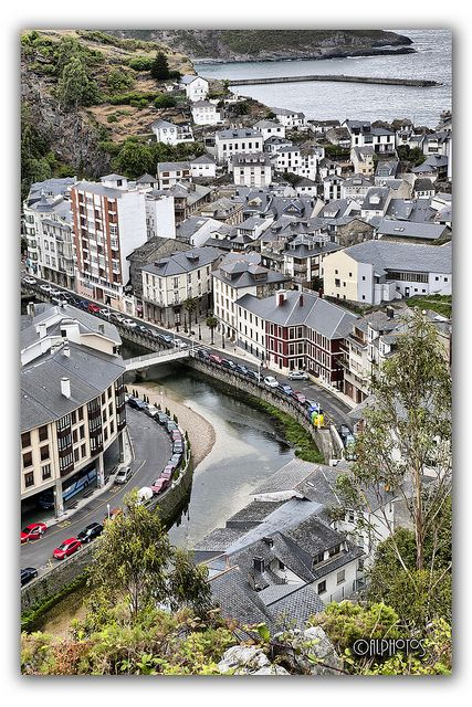 Luarca. Asturias.