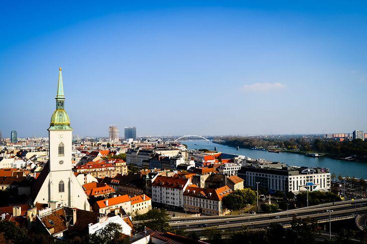 Bratislava Seyahat Rehberi