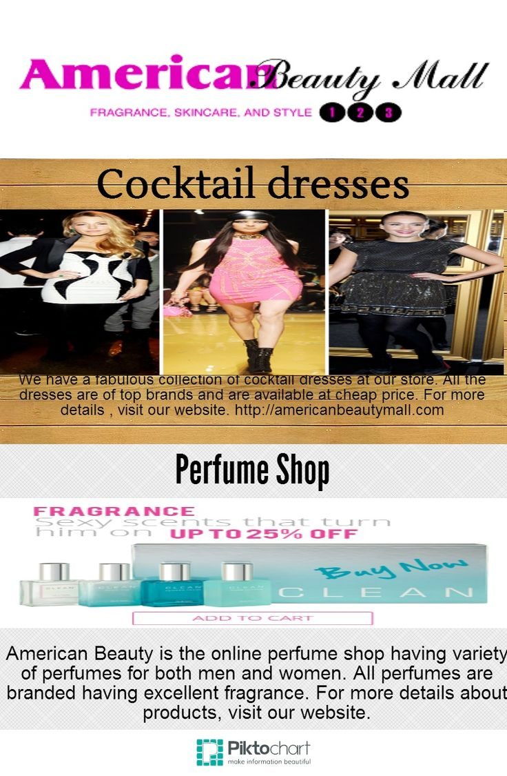 American Beauty is the online perfume shop having variety of perfumes for both men and women. All perfumes are branded having excellent fragrance. For more details about products, visit our website.