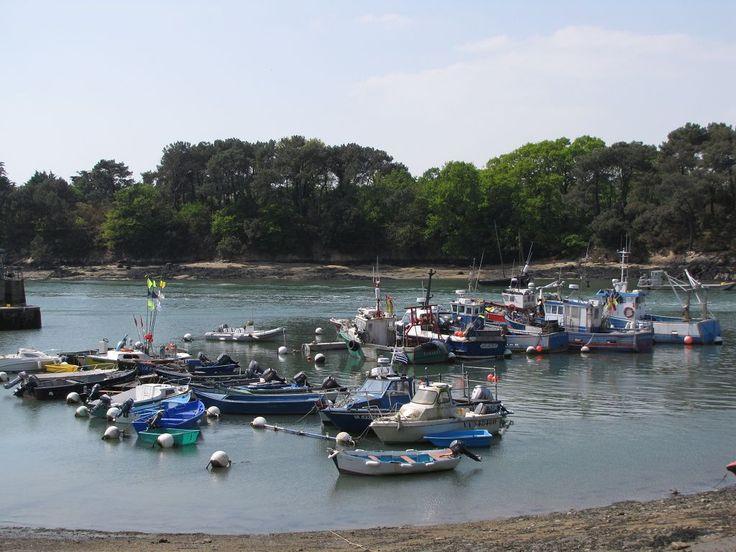 Découverte touristique de La Trinité sur Mer Morbihan Bretagne