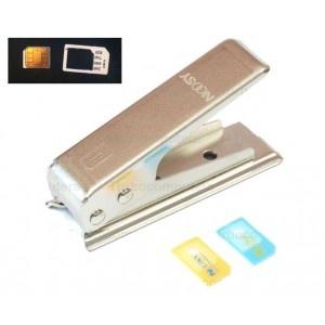 Micro sim cutter