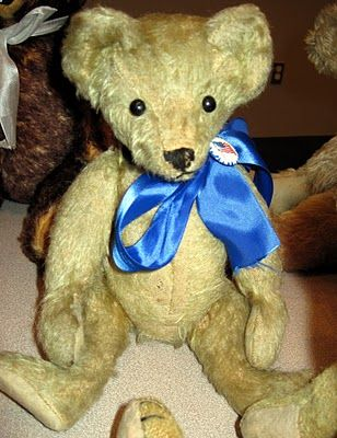 Tracy's Toys (and Some Other Stuff): Antique Teddy Bears
