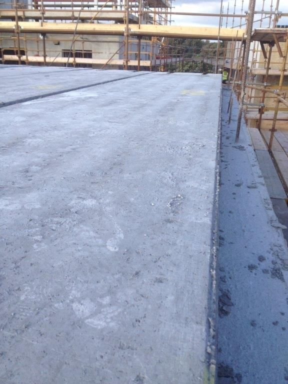 Thermal Mass Properties provided by Precast Concrete Flooring