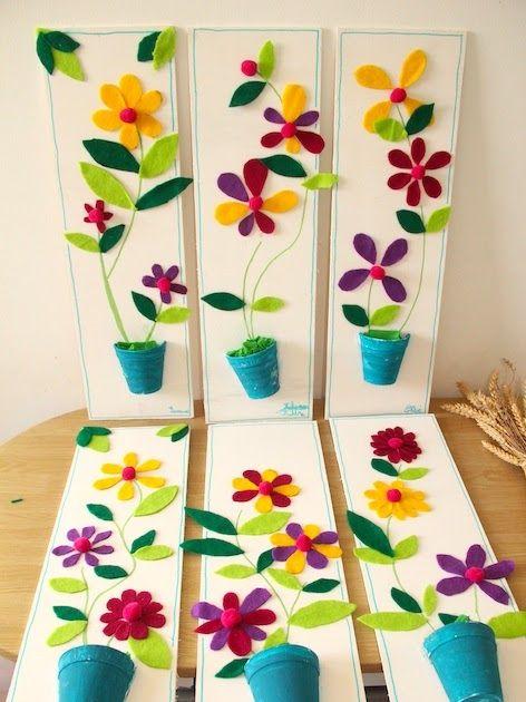 Populaire Bricolage Enfant Fleur – Idée d'image de fleur FV89