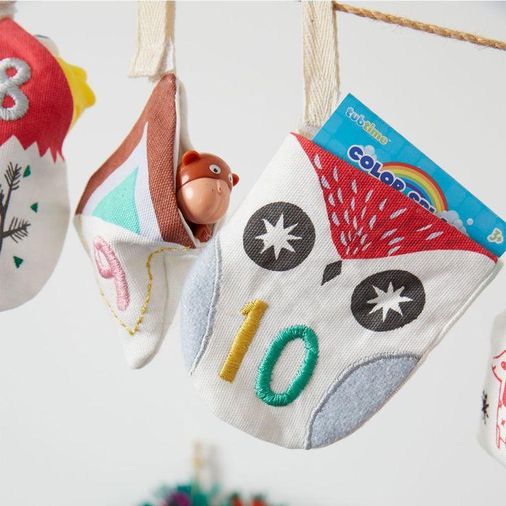 Good Cheer Toy Advent Calendar   The Land of Nod
