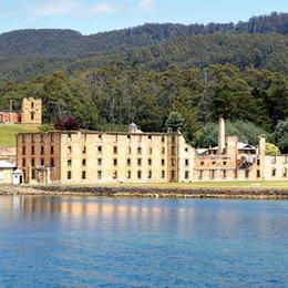 Australian Convict Sites, Port Aurthur, Australia ©Departmnent of the Environment water Heritage and the Arts