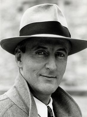 in so many words...The wonderful Hugh Fraser who plays Hastings in the early Hercule Poirot episodes on pbs.