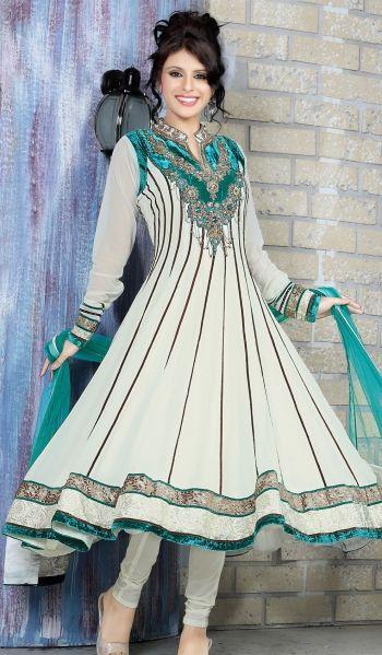 El salwar kameez más precioso de toda la tierra!