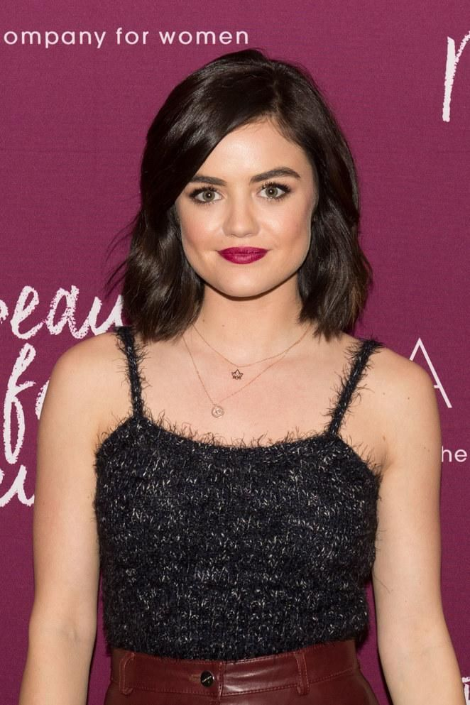 Lucy Hale's New Movie Sounds Like an Even Badder Superbad