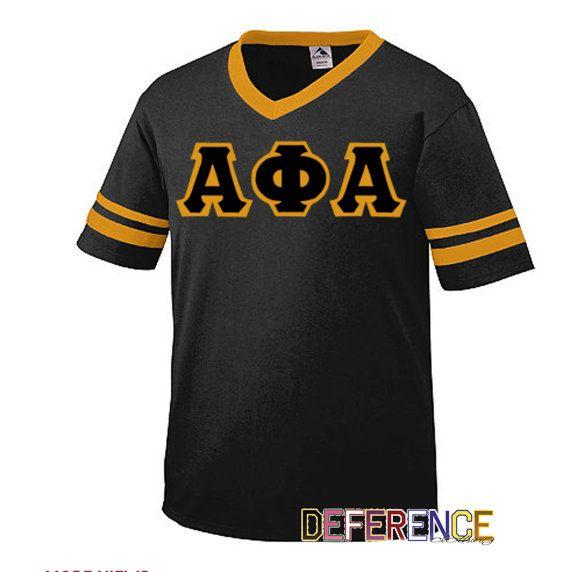 Alpha Phi Alpha 360 Sewn Letters