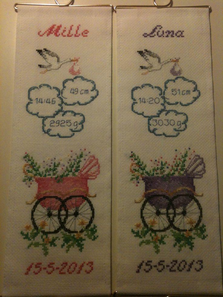 For my 2 beautiful granddaughters <3 <3