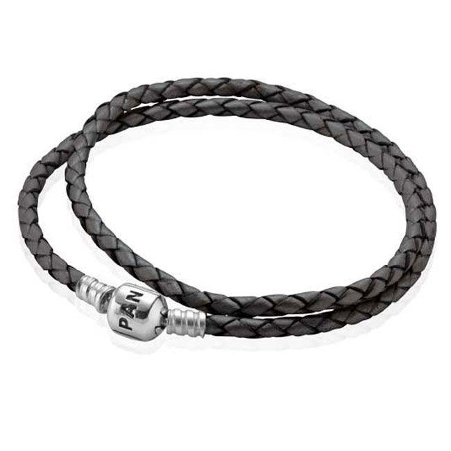 Charm Bracelet - Abstract Black & White 10 by VIDA VIDA Free Shipping Sale 3JcL5