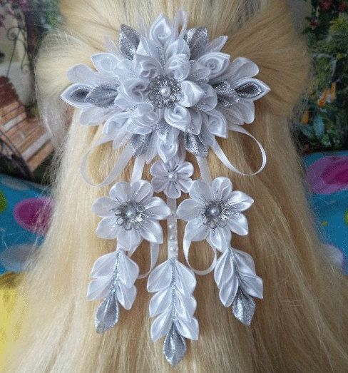Pasador de flores artesanal por AccessoriesShop4you en Etsy