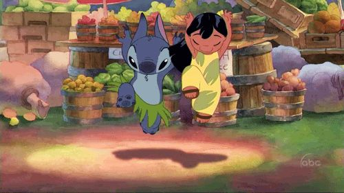 Lilo and Stitch is life. | via Tumblr