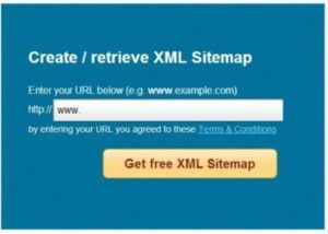 Free sitemap creator