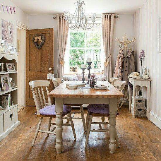 Cottage Dining Room: 376 Best Dining-room Images On Pinterest