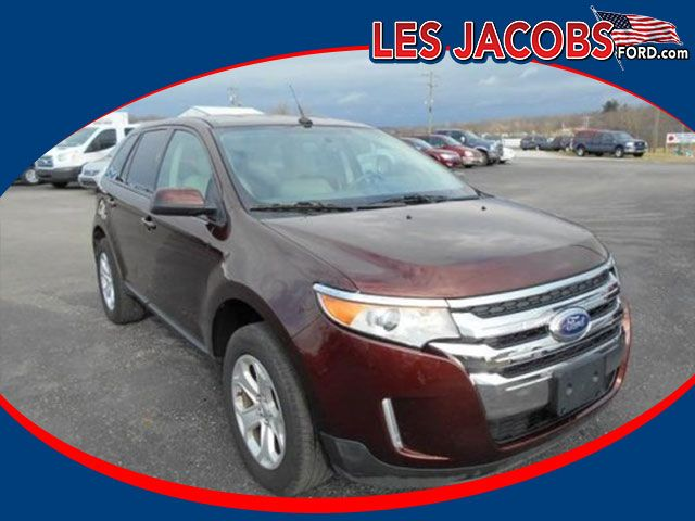 3739 – 2012 #Ford #Edge SEL FWD – Cinnamon Metallic with Agate, V-6 3.5L, Auto, SelectShift Transmission, Reverse Sensing System with Backup Camera, Keyless, Power Leather Seats, AM/FM/CD, Tilt, Cruise, P/W, P/M, P/L, Local Trade In! #Used #Cars #Cassville, #MO