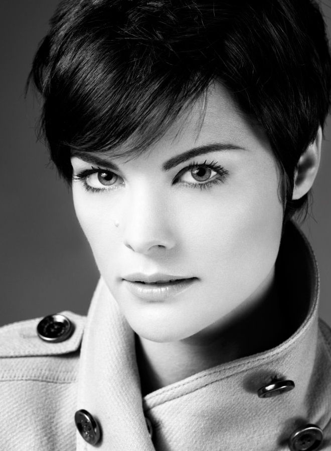 how to ask for jaimie alexander haircut