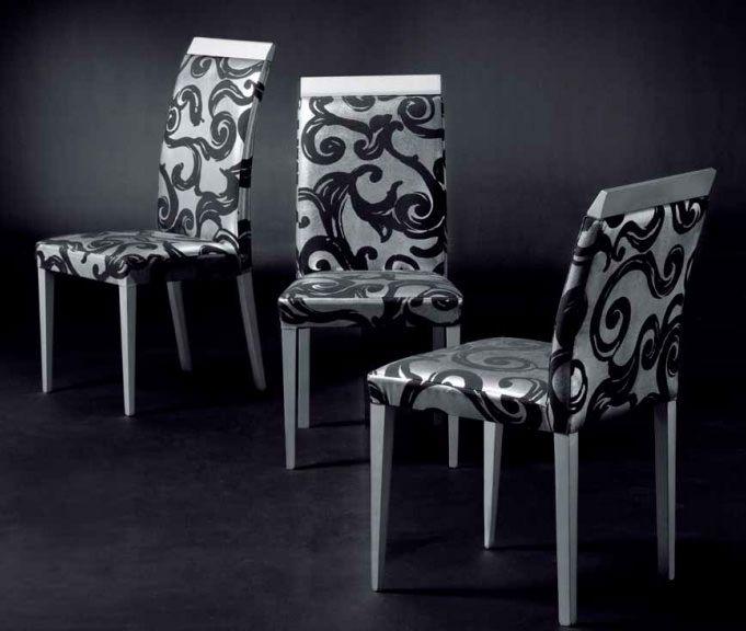 Sillas tapizadas. #hogar #decoracion #muebles | mdminteriorismo.es