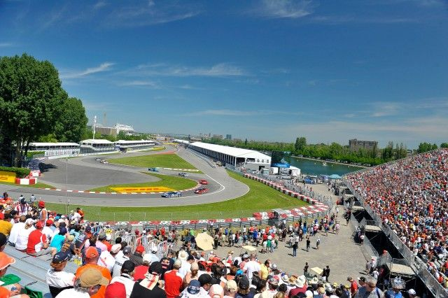 Getting Around - Canadian Grand Prix
