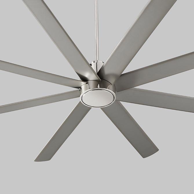 Oxygen Lighting 3 100 20 Cosmo Ceiling Fan 70 Inch 8 Blades