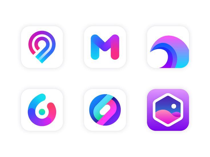 Application Icons by Pavel Kozlov