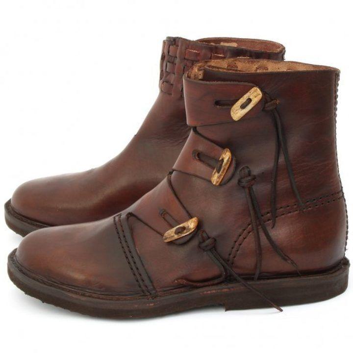 Wikinger Schuhe