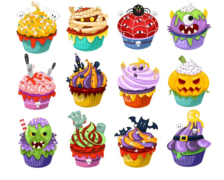 56 best Halloween Food - Clipart images on Pinterest | Food ...
