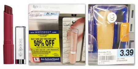 CoverGirl Cosmetics, Only $0.67 at Rite Aid Plus Free Scarf!