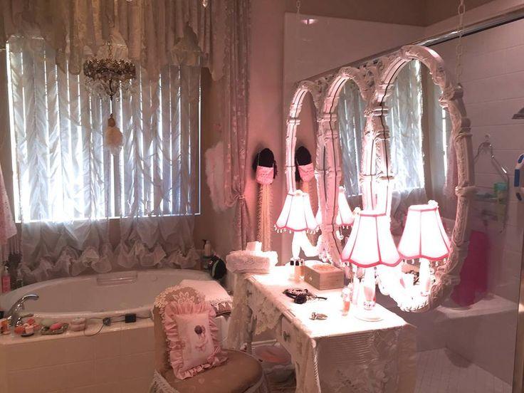 Bathroom With Dressing Table Bathroom Ideas Pinterest