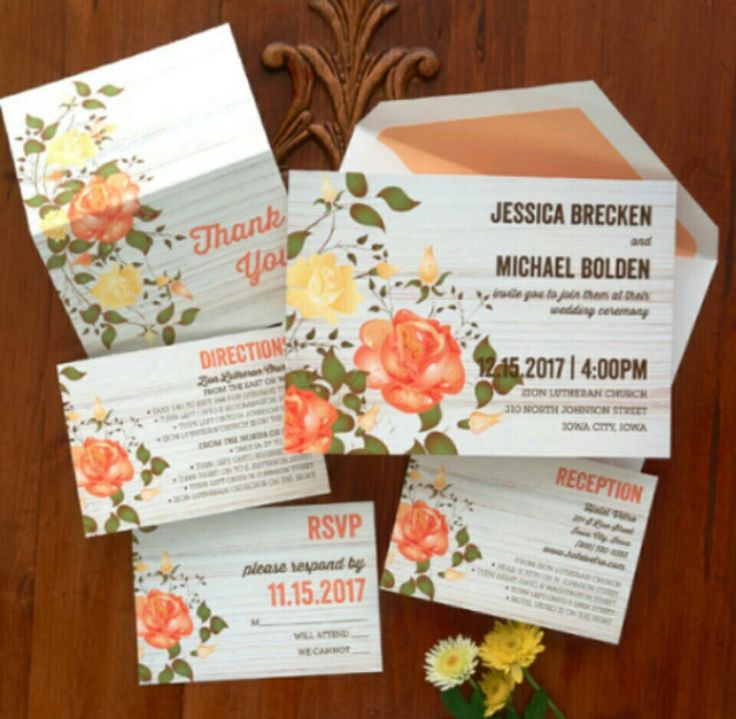 wedding thank you cards time limit%0A Wedding Invitation Thank You Card  Directions To Wedding  u     Reception