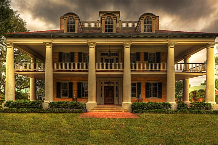 Houmas House Plantation exteriors were used in the 1964 film 'Hush, Hush, Sweet Charlotte'. I love this place.