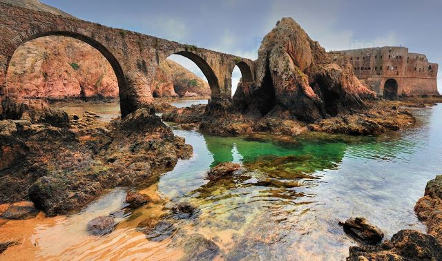 Hidden and little known places: Beauty of Berlengas Islands,Portugal