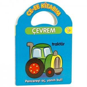 Ce-ee Çevrem Eğitici Temel Bilgiler Kitabı  Oyunjax Yeni Nesil Eğitici Oyuncaklar   Çeşitli ve uygun bebek ürünleri, güvenli çevre dostu bebek oyuncakları online satış #eğitici #oyuncaklar