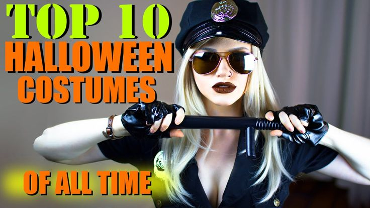 TOP 10 HALLOWEEN COSTUMES OF ALL TIME