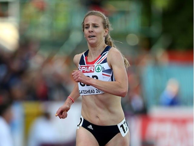 Result: Team GB's Lennie Waite out of 3,000m steeplechase